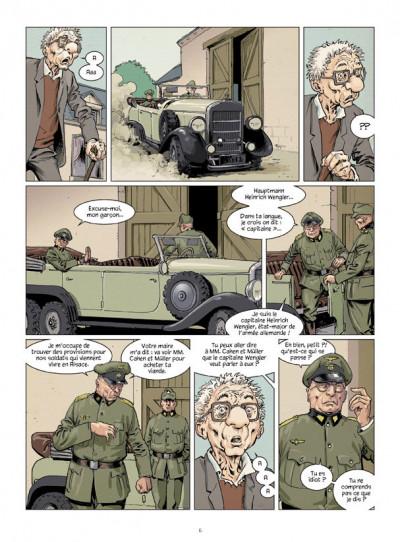 Page 4 La mémoire dans les poches tome 3