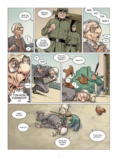Page 5 La mémoire dans les poches tome 3