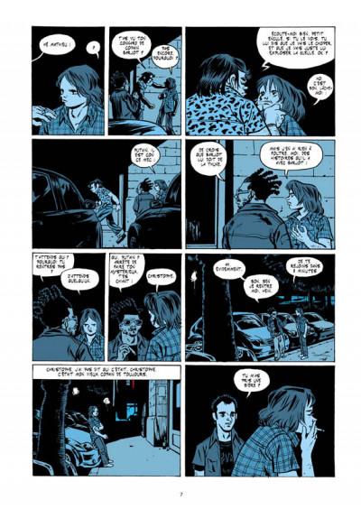 Page 5 une vie sans barjot