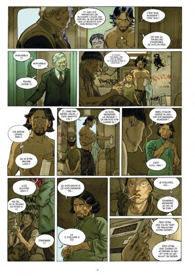 Page 2 Les enfants de Jessica tome 1 - le discours