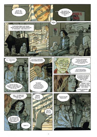 Page 4 Les enfants de Jessica tome 1 - le discours