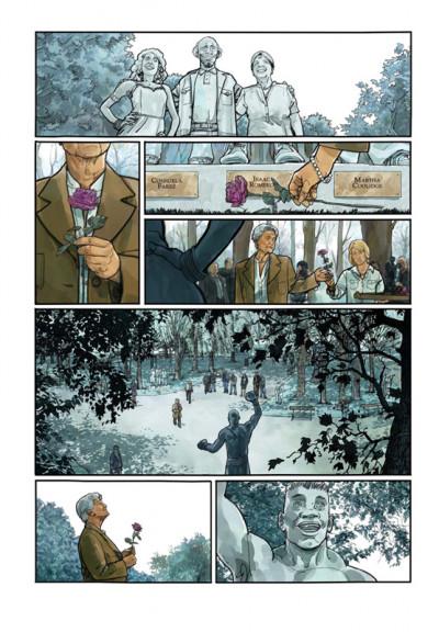 Page 1 Car l'enfer est ici tome 1