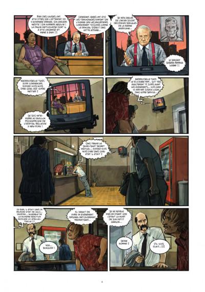 Page 2 Car l'enfer est ici tome 1
