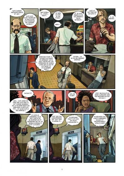 Page 3 Car l'enfer est ici tome 1