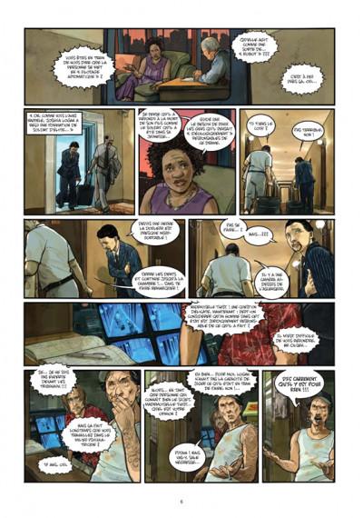 Page 4 Car l'enfer est ici tome 1