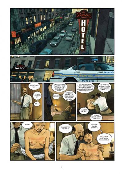Page 5 Car l'enfer est ici tome 1