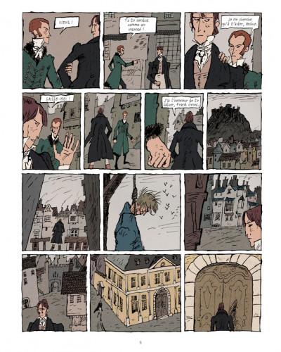 Page 3 Hermiston T.1 - le juge pendeur
