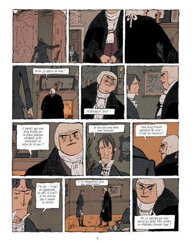 Page 4 Hermiston T.1 - le juge pendeur