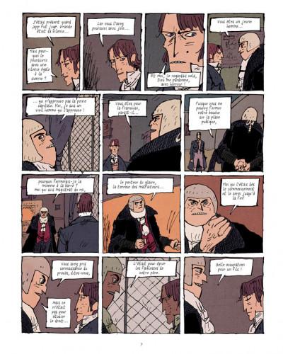 Page 5 Hermiston T.1 - le juge pendeur