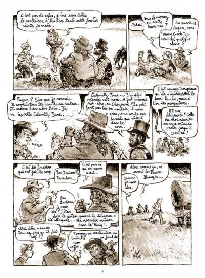 Page 5 Martha Jane Cannary tome 3