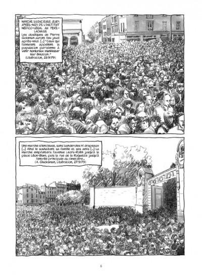 Page 4 Pierre Goldman ; la vie d'un autre