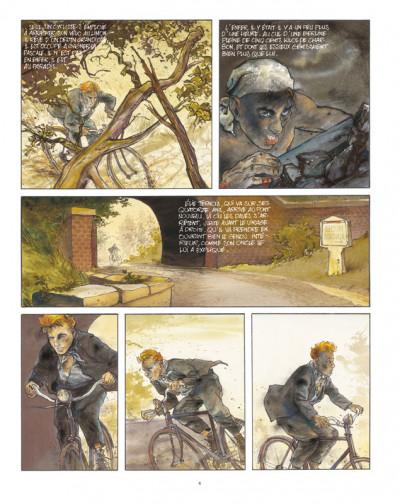 Page 2 pain d'alouette tome 2 - deuxième époque