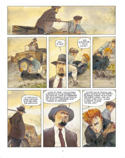 Page 4 pain d'alouette tome 2 - deuxième époque