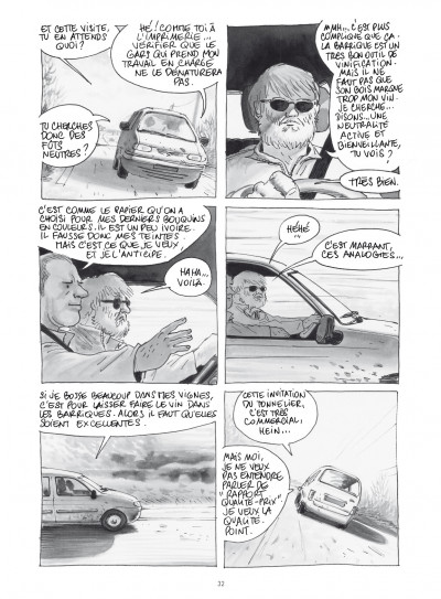 Page 3 les ignorants ; récit d'une initiation croisée