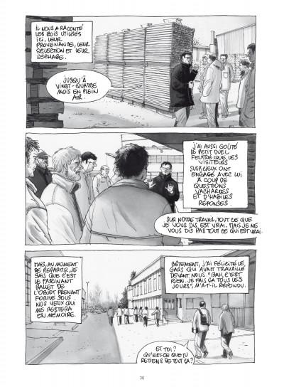 Page 7 les ignorants ; récit d'une initiation croisée