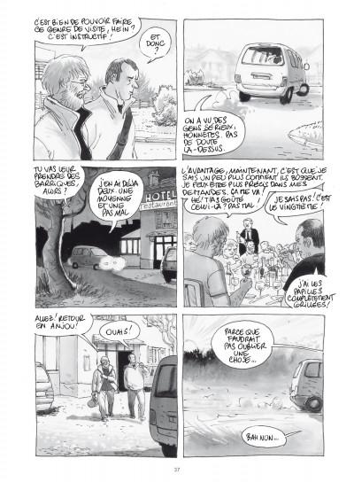 Page 8 les ignorants ; récit d'une initiation croisée