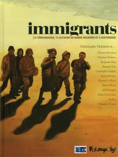 Couverture immigrants