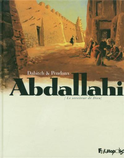 Couverture abdallahi ; intégrale