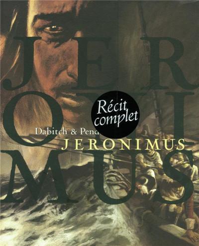 Couverture Jéronimus - coffret tome 1 à tome 3