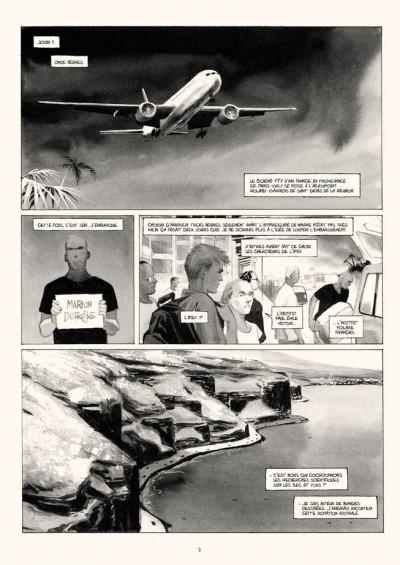 Page 1 voyage aux îles de la Désolation