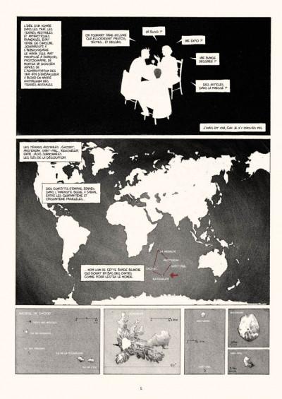 Page 3 voyage aux îles de la Désolation