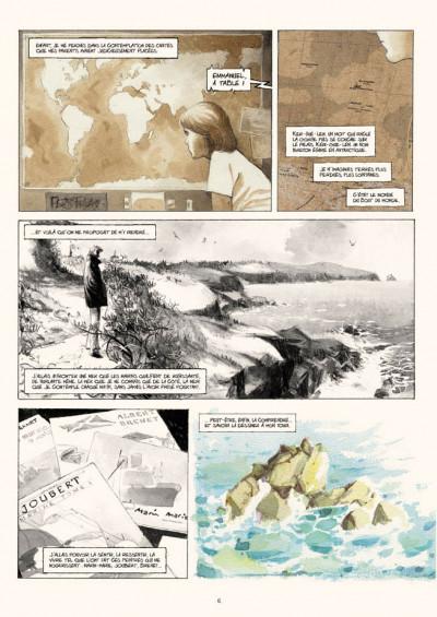 Page 4 voyage aux îles de la Désolation