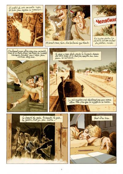Page 4 Svoboda tome 1 - de Prague à Tcheliabinsk