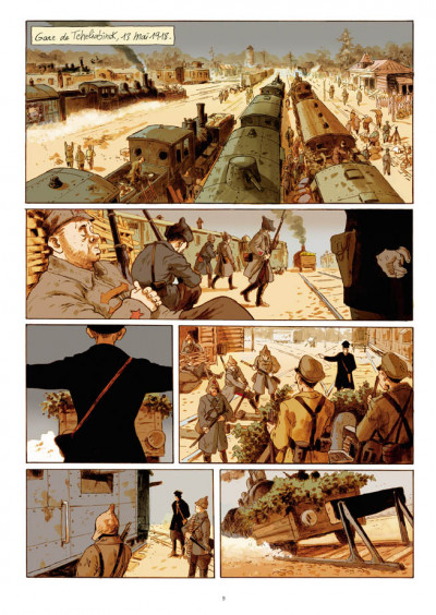 Page 5 Svoboda tome 1 - de Prague à Tcheliabinsk