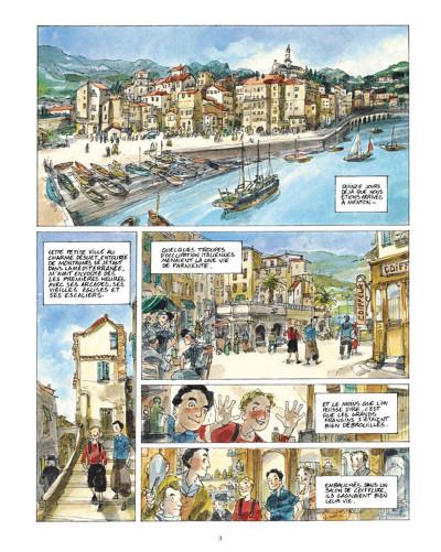Page 1 un sac de billes tome 2