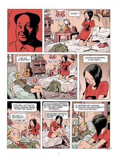 Page 1 le sourire de Mao