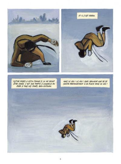 Page 4 l'ombre de la gloire