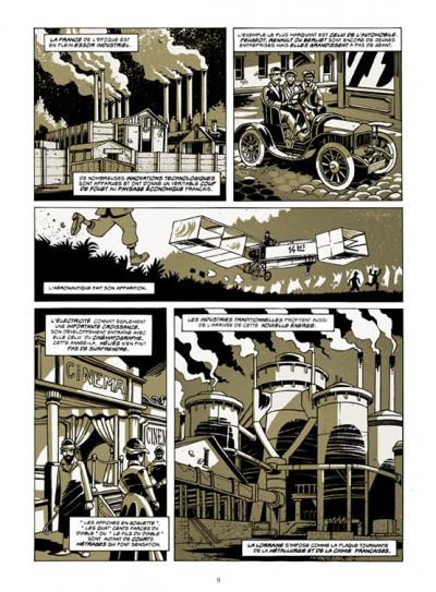 Page 9 sang noir ; 1906, la compagnie de Courrières