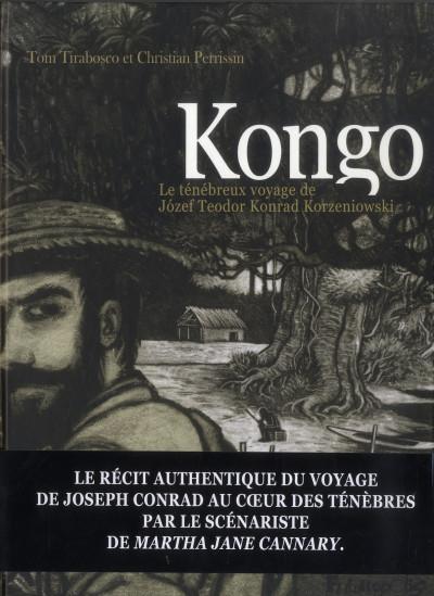 image de Kongo : le ténébreux voyage de Józef Teodor Konrad Korzeniowski
