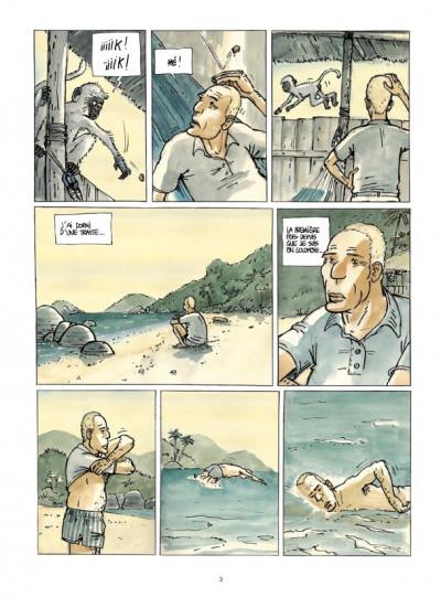 Page 1 au nom du fils (ciudad perdida) tome 2