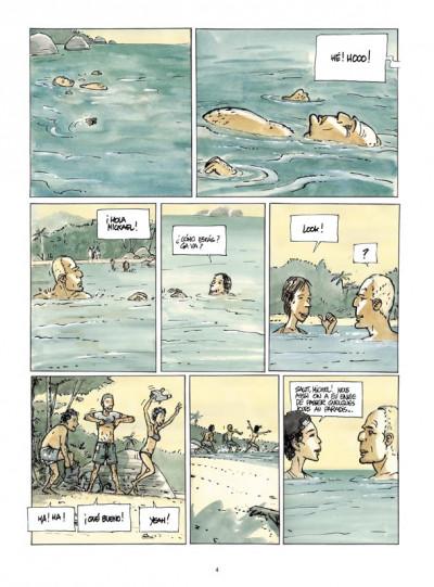 Page 2 au nom du fils (ciudad perdida) tome 2