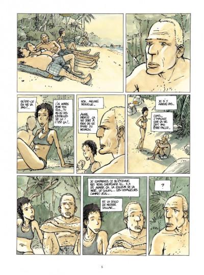 Page 3 au nom du fils (ciudad perdida) tome 2