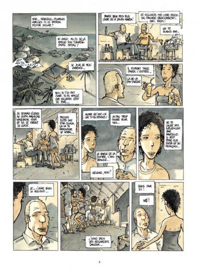 Page 4 au nom du fils (ciudad perdida) tome 2