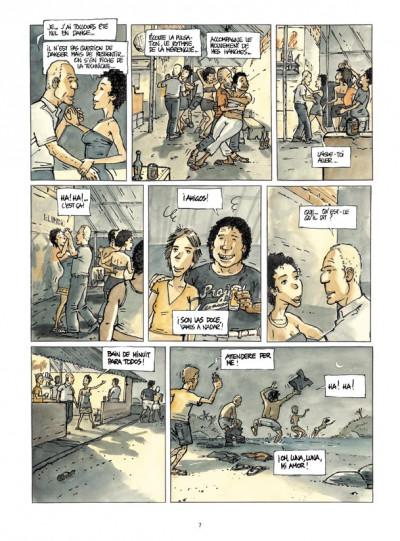 Page 5 au nom du fils (ciudad perdida) tome 2