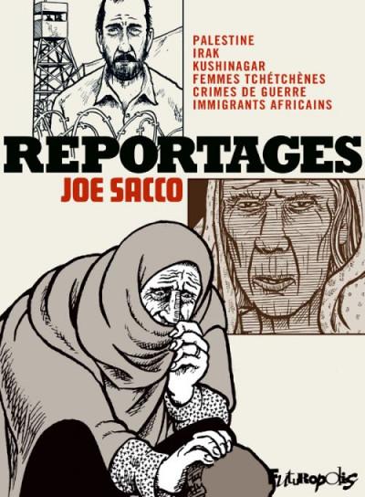 Couverture reportages