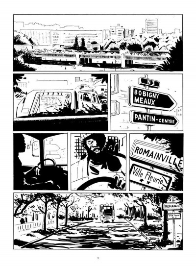 Page 1 Ordures tome 1