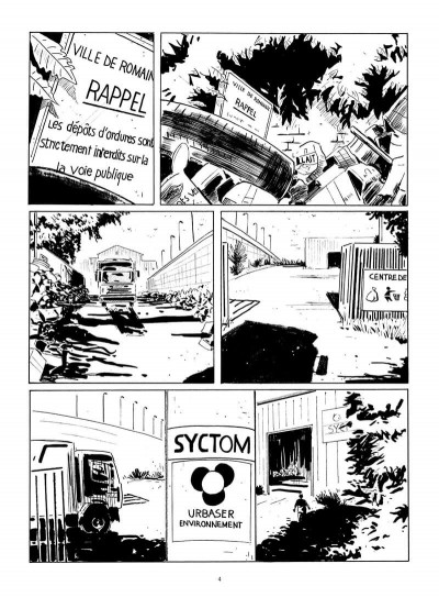 Page 2 Ordures tome 1