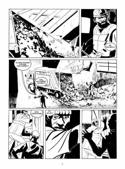 Page 3 Ordures tome 1