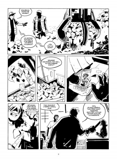 Page 4 Ordures tome 1