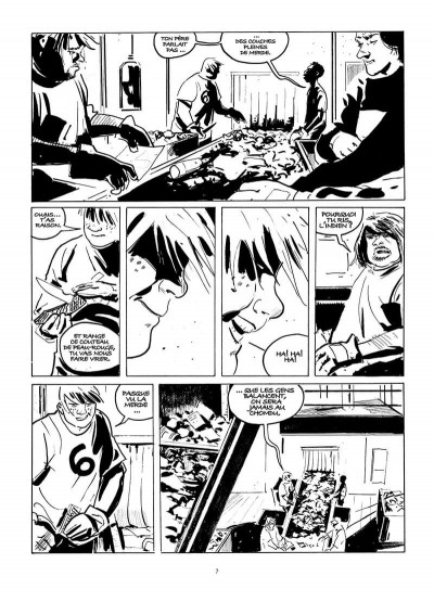 Page 5 Ordures tome 1