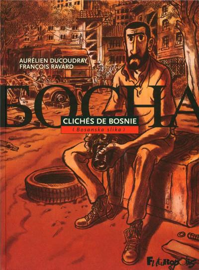 Couverture Clichés de Bosnie