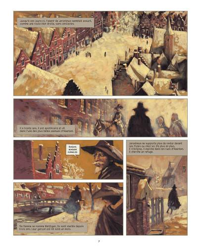 Page 6 Jéronimus ; intégrale