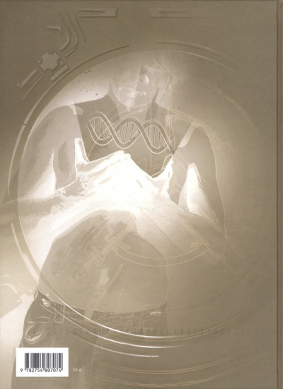 Dos genetiks - intégrale tome 1 à tome 3