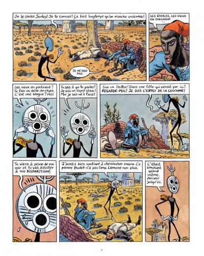 Page 4 la colonne tome 1 - un esprit blanc