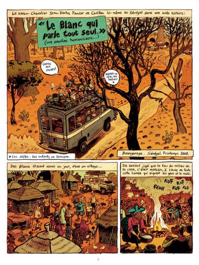 Page 1 Le landais volant tome 4