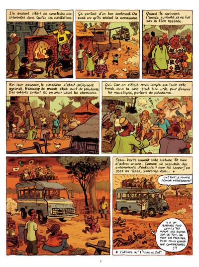 Page 2 Le landais volant tome 4